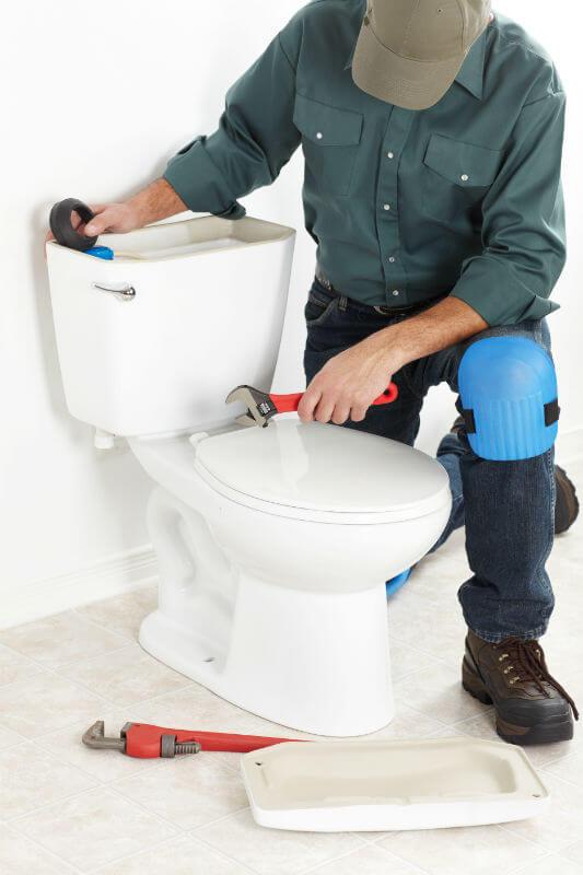 WC tartály szerelése